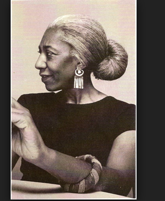 Chef Edna Lewis, photographed by Karl Bissinger